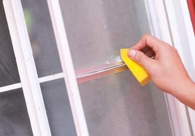 Как можно очистить скотч от пластикового окна: обзор эффективных средств в Улан-Удэ