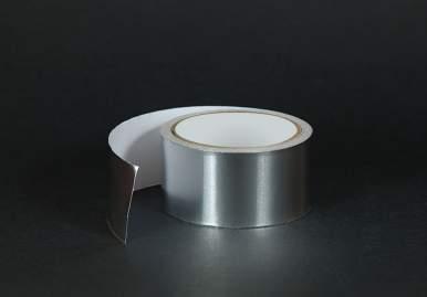Алюминиевый скотч для пароизоляции